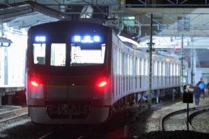 東京メトロ17000系17102F 西武線内試運転