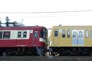 クハ9103とクモハ266の連結面