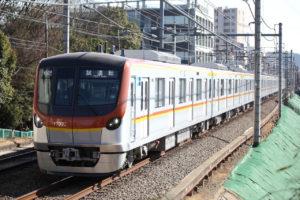 【西武池袋線東久留米~清瀬間】17000系17102F下り試運転電車