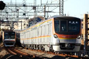【西武池袋線小手指~西所沢間】17000系17102Fハンドル訓練電車