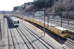 9104F10両編成が横瀬へ回送【西武9000系4両編成ワンマン化】