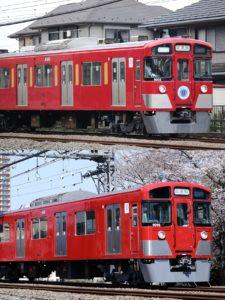 【赤色4両】西武9000系9103F 出場試運転