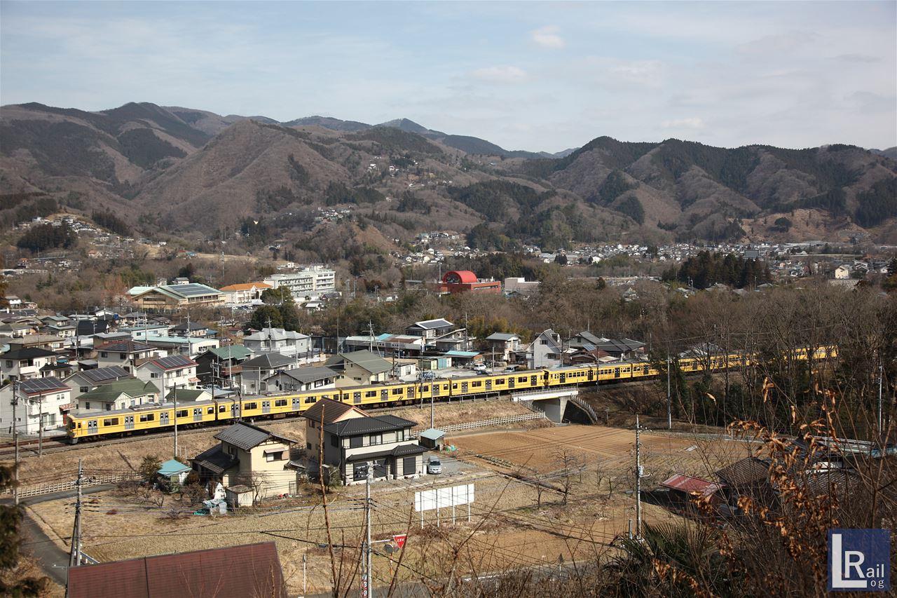 9104F4連 263F牽引で武蔵丘へ【西武鉄道9000系ワンマン化】