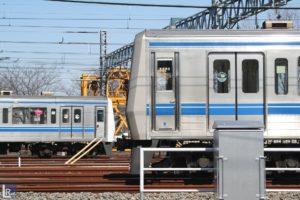 白顔6000系が西武新宿線を走ることが珍しい理由